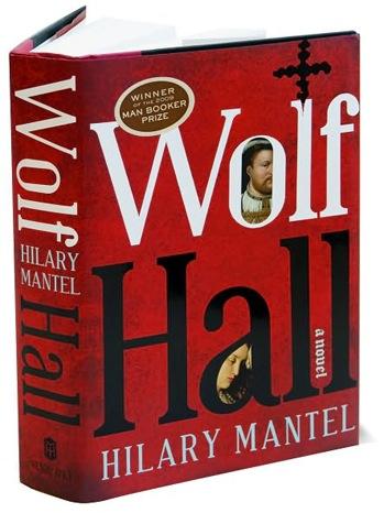 Wolf Hall - Book Jacket - P - 2011