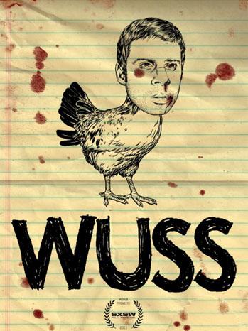 Wuss Poster Art - P 2011
