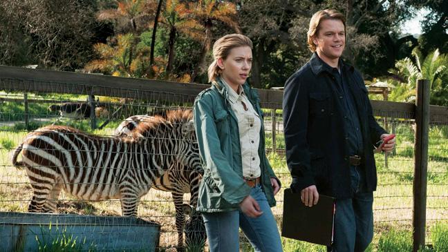 44 REV We Bought A Zoo Matt Damon Scarlett Johansson H