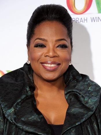 20. Oprah Winfrey