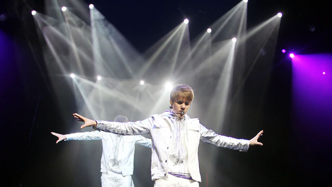 15. Justin Bieber