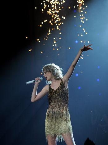 5. Taylor Swift