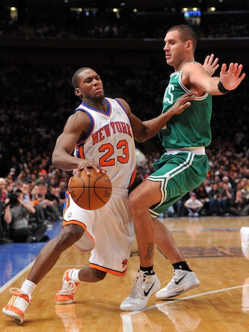 Knicks Celtics NBA Getty P