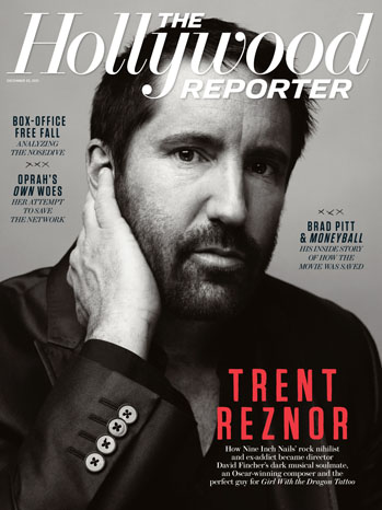 Issue 45 Cover Trent Reznor