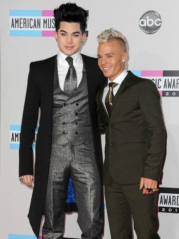 Adam Lambert - P 2011