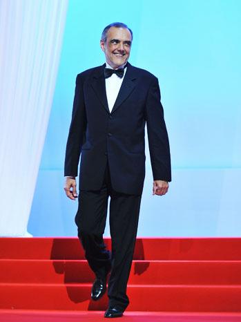 Alberto Barbera Cannes 2010 - P 2011