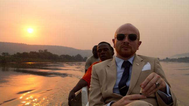 The Ambassador Mads Brugger Still - H 2011
