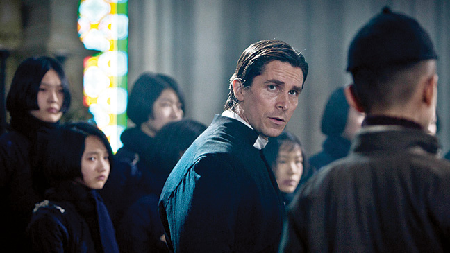 46 REV The Flowers of War Christian Bale H