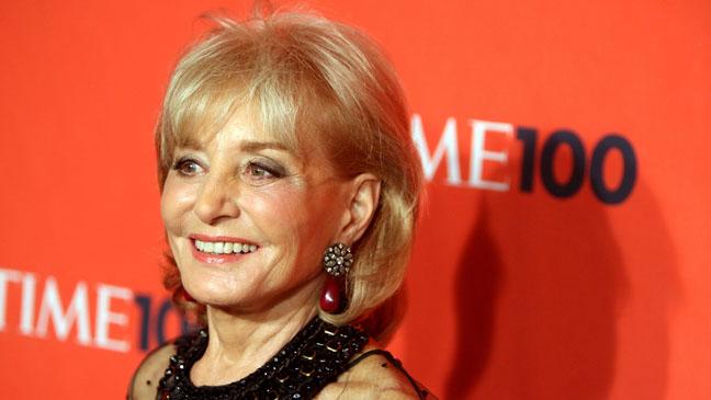 Barbara Walters Time 100 - H 2011