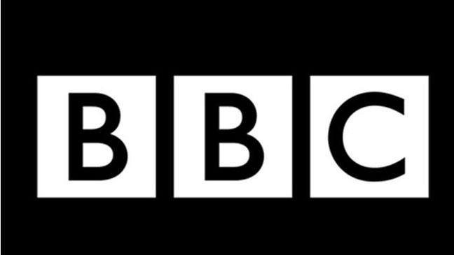 BBC Logo Black White - H 2011