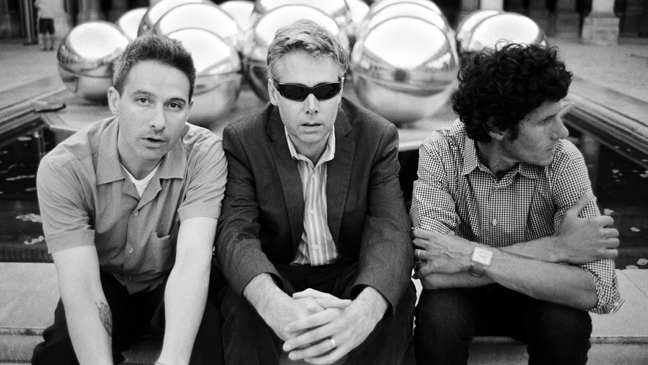 Beastie Boys black and white L
