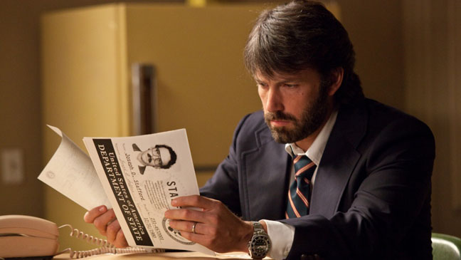 ben affleck argo official photo - H 2011