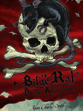 Bilge Rat Book Cover - P 2011