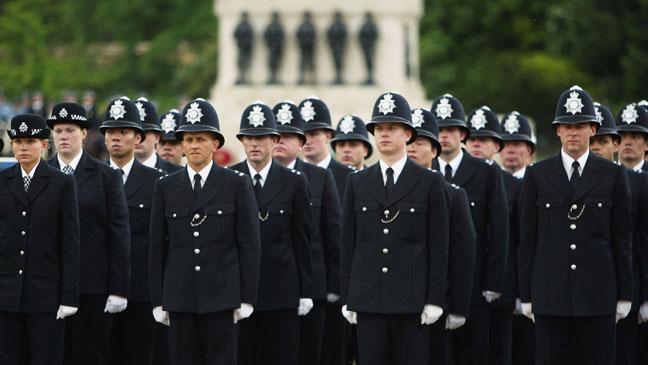 British Metropolitan Police Group - H 2011