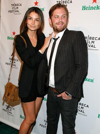 Caleb Followill  Lily Aldridge Tribeca Film Fest - P 2011