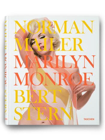 Marilyn Monroe Bert Stern Book Cover - P 2011