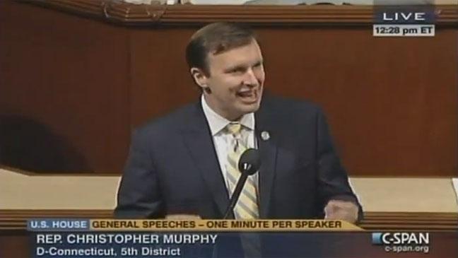 Chris Murphy CSPAN - H 2011