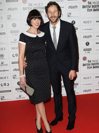 Chris O'Dowd Dawn Porter - P 2011
