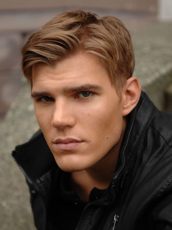 Chris Zylka Headshot - P 2011
