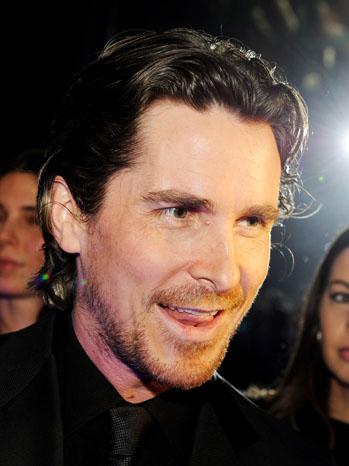 Christian Bale Bejing - P 2011