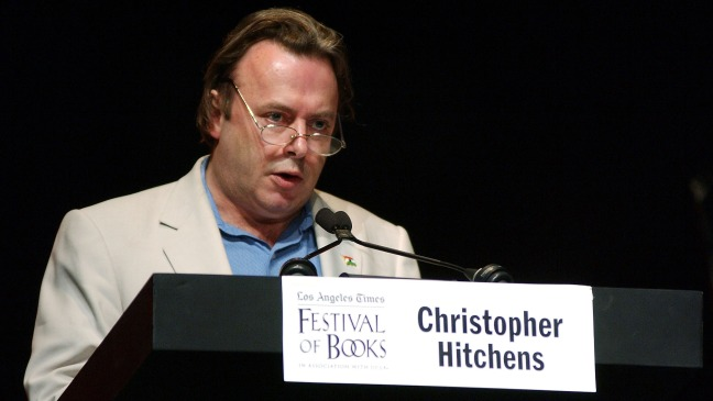 Christopher Hitchens - H 2010