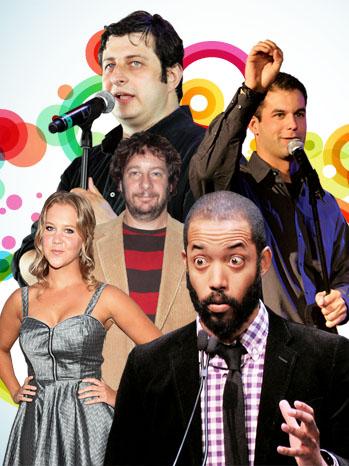 Comedy Central Composite Image - P 2011
