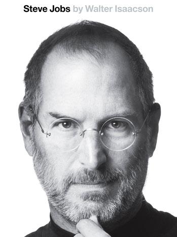 Steve Jobs Biography Cover - P 2011