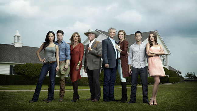 Dallas Cast - H 2011