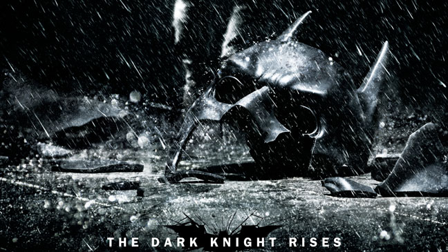 The Dark Knight Rises Poster - H 2011