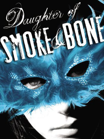 Daughter of Smoke & Bone Cover - P 2011
