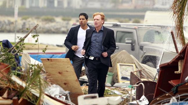 CSI Miami David Caruso Adam Rodriguez - H 2011