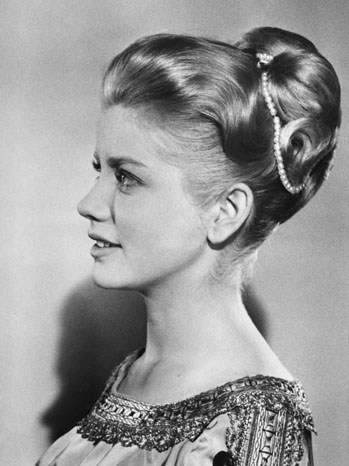 Dolores Hart Profile Headshot - P 2011