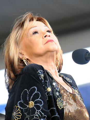 Etta James Performing New - P 2011