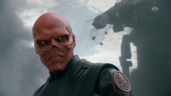 Red Skull Hugo Weaving Captain America H