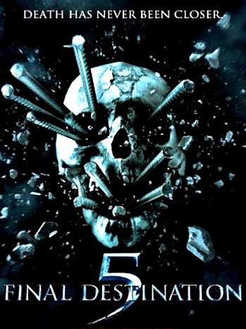 Final Destination 5 Poster - P 2011