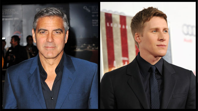 George Clooney Dustin Lance Black - H 2011