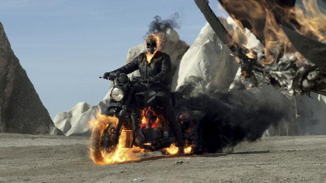 Ghost Rider Spirit of Vengeance Still - H 2011