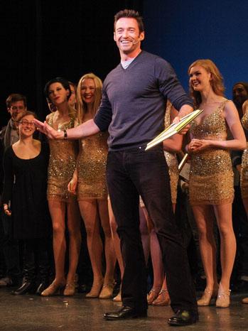 Hugh Jackman Gypsy of the Year - P 2011