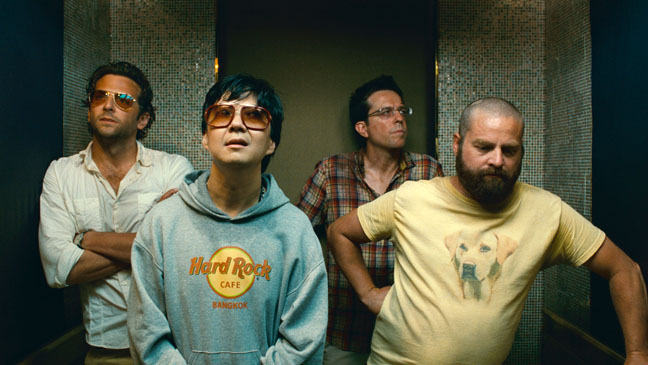 7. The Hangover Part II