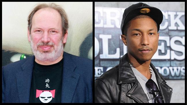 Hans Zimmer Pharrell Williams - H 2011