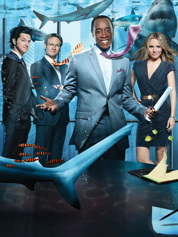 House of Lies Poster - P 2011