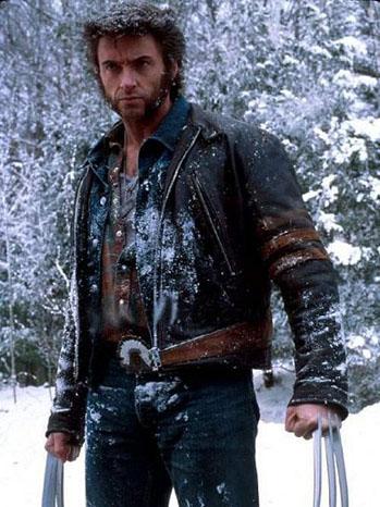 Hugh Jackman Wolverine Film Still - P 2011