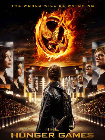Hunger Games New Poster Dec. 16 - P 2011