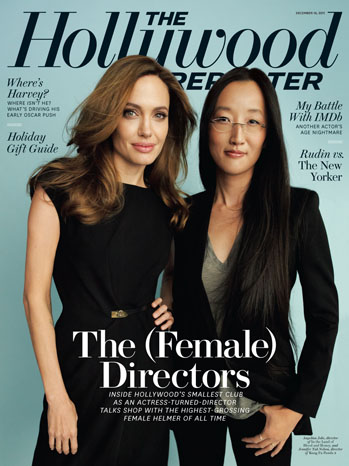 Issue 45 Angelina Jolie and Jennifer Yuh Nelson