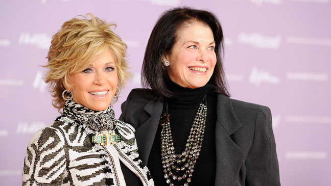 Jane Fonda and Sherry Lansing WIE - H 2011