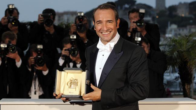 Jean Dujardin Cannes Film Festival - H 2011