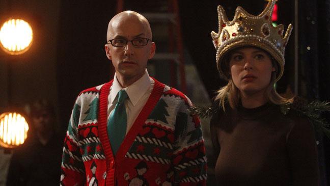 Jim Rash Community Christmas Episode - H 2011