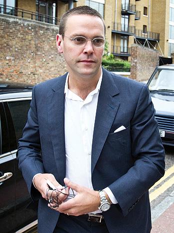 James Feels the Heat As News Corp. Scandal Deepens