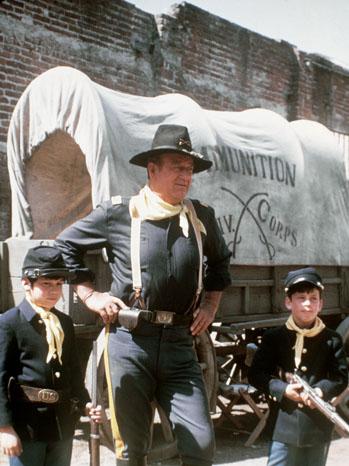 John Wayne 1970 Film Still - P 2011