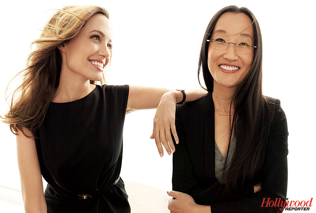 45 FEA Women Directors Angelina Jolie Jennifer Yuh Nelson H IPAD